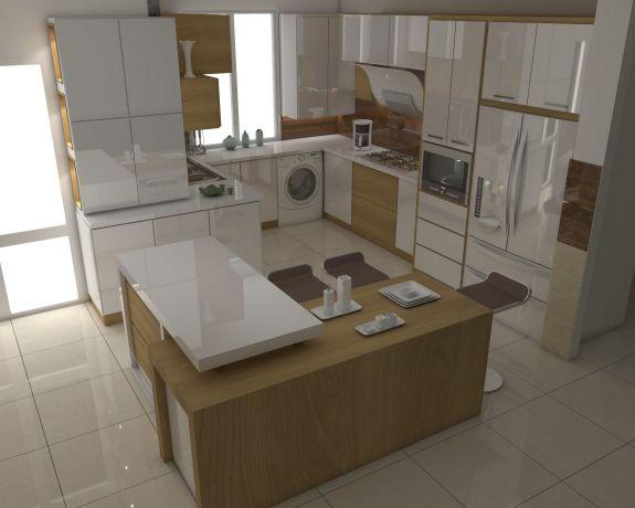 آشپزخانه جناب صفایی مشهد