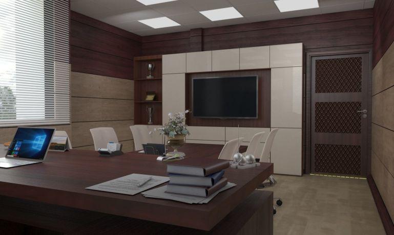 دفتر کار مهندس صفایی تهران
