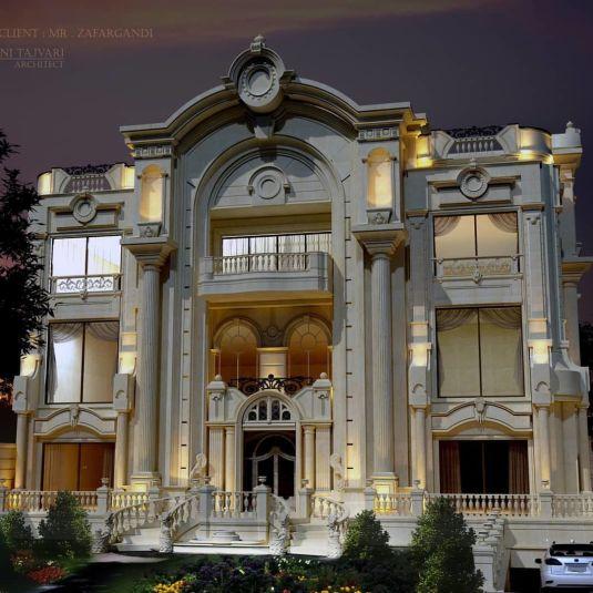 نماهای کلاسیک