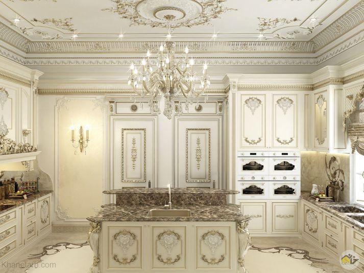 اشپزخانه کلاسیک