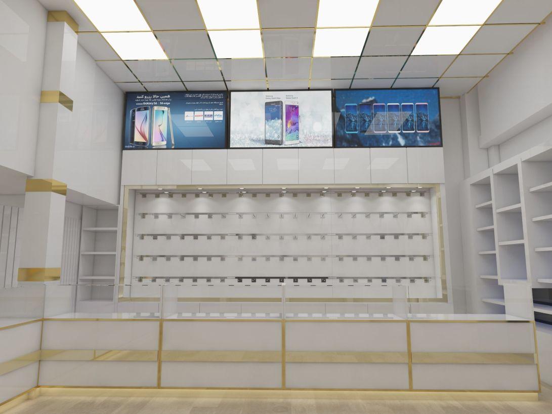 فروشگاه موبایل سیناتل