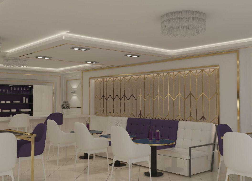 کافه رستوران هتل سینا مشهد