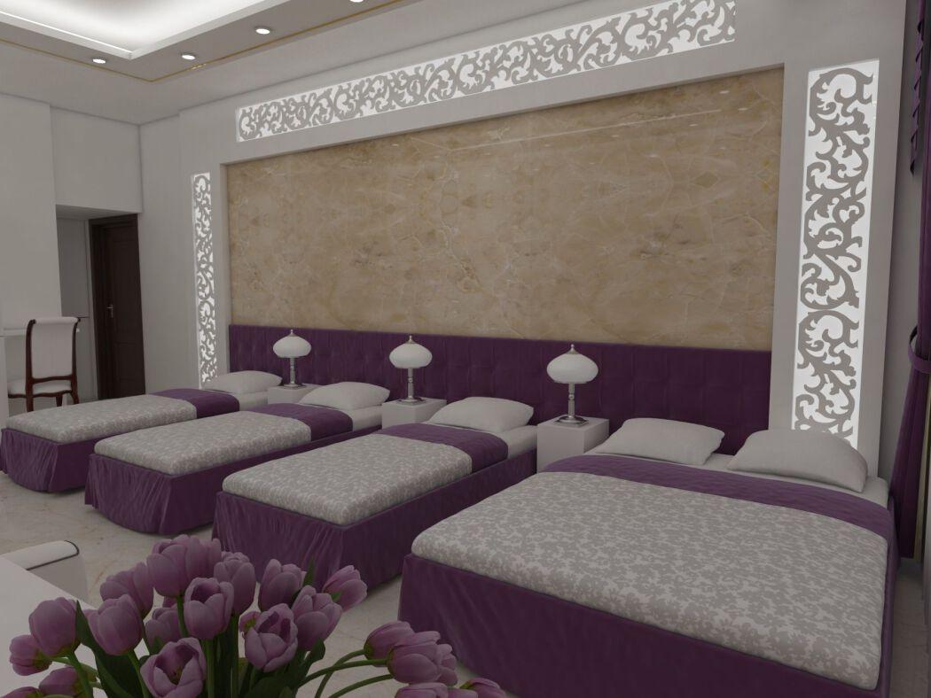 هتل آپارتمان جناب حسینی مشهد