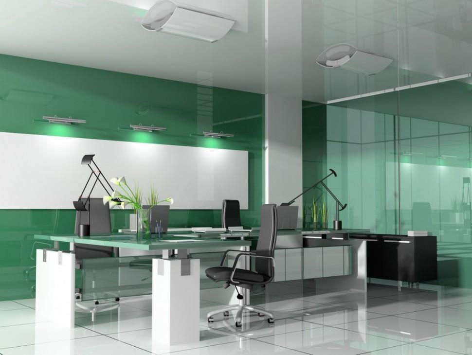 دکوراسیون داخلی دفتر اداری