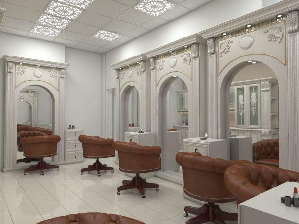 سالن زیبایی بانوان مشهد